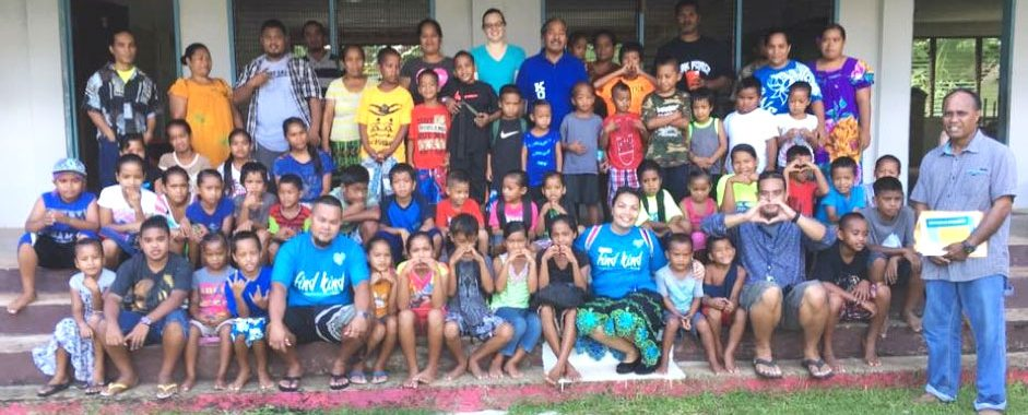 CTSI Guam and Bank of Guam team up to help children in need