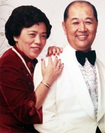 Tan Siu Lin and Lam Pek Kim