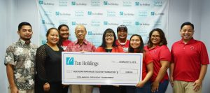 TSL Foudation contributes to Annual Golf Tournament